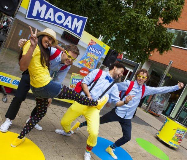 Maoam Rijswijk Team Acteurs en artiesten
