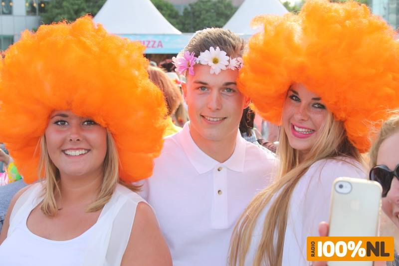 100%NL Toppers in Concert Fotomarketing